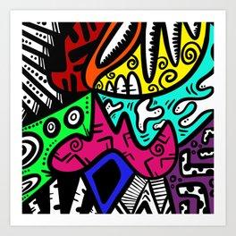 Ovation Art Print