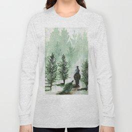 The Tree Farm Long Sleeve T-shirt