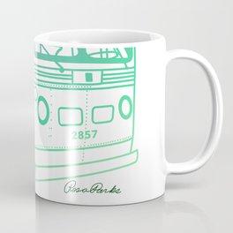 Rosa Parks, Courageous Woman Coffee Mug