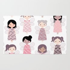 Yarn angels Rug