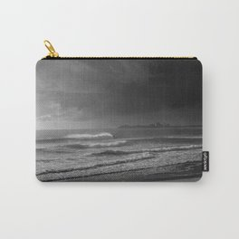 The Surfer and the Storm Carry-All Pouch