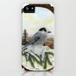 Whiskey Jack iPhone Case