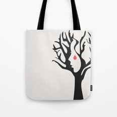 Dead Tree (III) Tote Bag