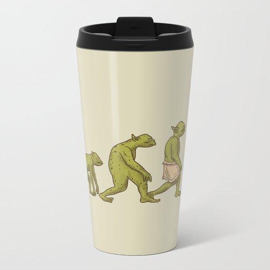 Yodalution  Metal Travel Mug