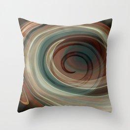 creation triptychon Throw Pillow