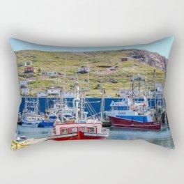 baydeverde bay Rectangular Pillow
