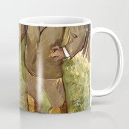 Edouard Manet - A Portrait of Carolus-Duran Coffee Mug
