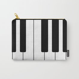 Piano Keys - Music Carry-All Pouch