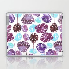 Tropical Cold leaves Laptop & iPad Skin