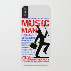 The Music Man iPhone X Slim Case