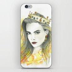 Zodiac - Leo iPhone Skin