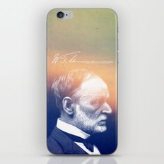 Reports from Hell. Sherman. 1820-1891. iPhone Skin