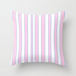 Strips 11-line,band,striped,zebra,tira,linea,rayas,rasguno,rayado. Throw Pillow