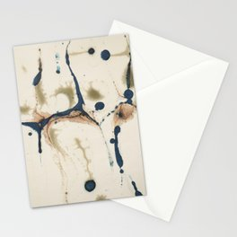 Marble 2 Stationery Cards