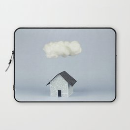 A cloud over the house Laptop Sleeve