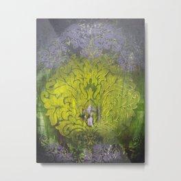 Plian Metal Print