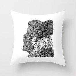Maiden Throw Pillow