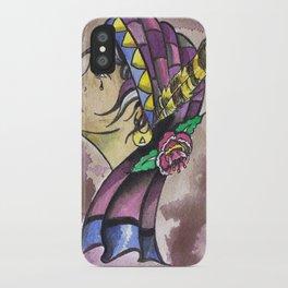 Gypsy Princess  iPhone Case