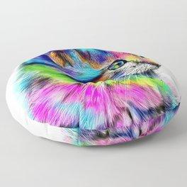 CAT--FluO Floor Pillow