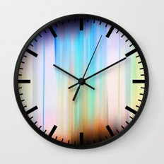 1.9 Aurora Blur Wall Clock