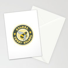 Holmes Sweet Holmes Stationery Cards