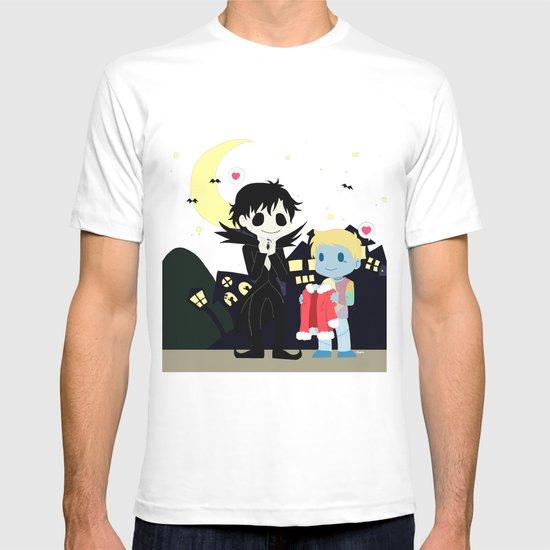 The nightmare before Sherlock T-shirt
