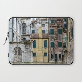 Venezia- Houses Laptop Sleeve