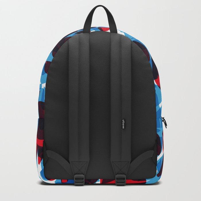 hidden green Backpack