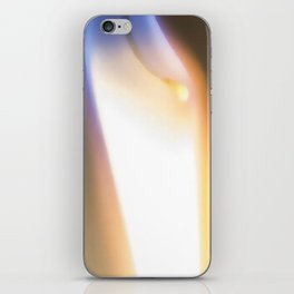 Let Your Flame Show iPhone Skin