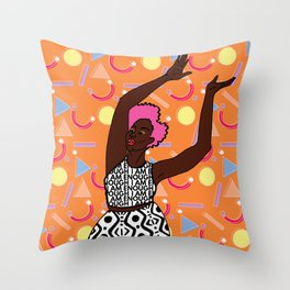 Ireti Throw Pillow