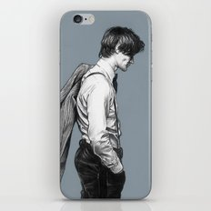 Come Along Pond - Doctor Who iPhone & iPod Skin