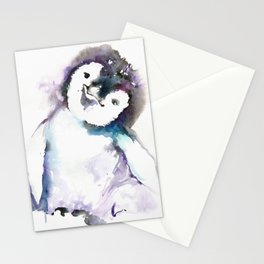 HAPPY PENGUIN Stationery Cards
