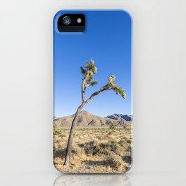 Joshua Tree Scenery iPhone Case