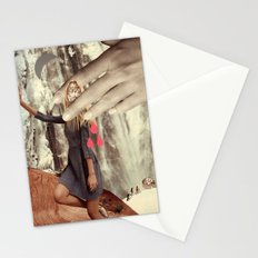 be secret and exult Stationery Cards
