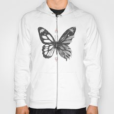 Delicate Existence Hoody