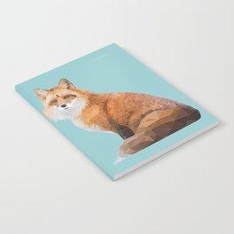 Fox Tenderness Notebook