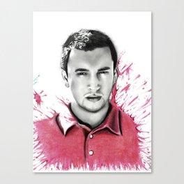 Tyler Joseph Canvas Print