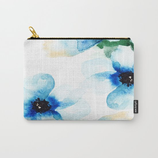 Flowers 06 Carry-All Pouch