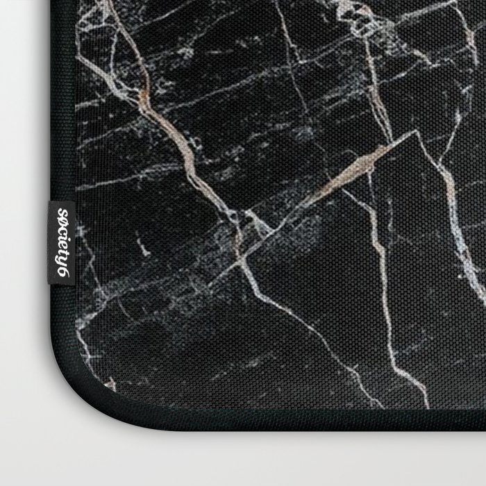 Black Marble Edition 1 Laptop Sleeve