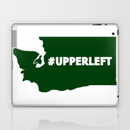 #Upperleft Laptop & iPad Skin
