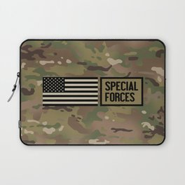 Special Forces (Camo) Laptop Sleeve