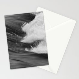 Smooth Turbulence Stationery Cards