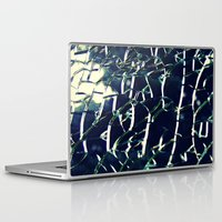cracked Laptop & iPad Skins featuring Cracked by Tea Tree // P H O T O
