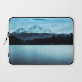 Mount Shasta Morning Laptop Sleeve