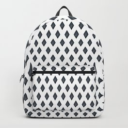 Witchy Diamonds Urban Pastel Witch Aesthetic Backpack