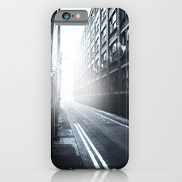 Inner City Blues iPhone Case