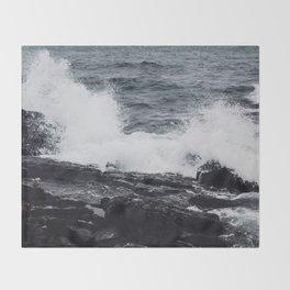 Lake Superior Throw Blanket