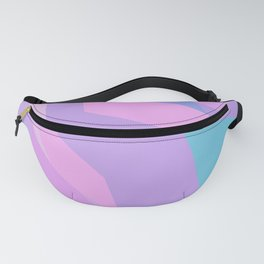 Classic 80s Polygonal Fanny Pack