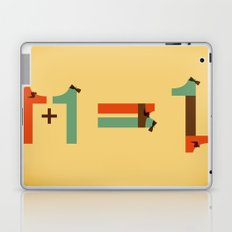1 plus 1 Laptop & iPad Skin