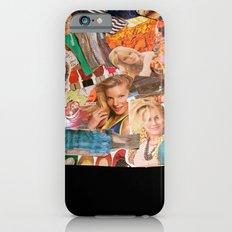 magazine collage Slim Case iPhone 6s